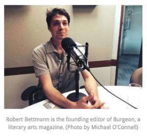Robert Bettmann podcast photo
